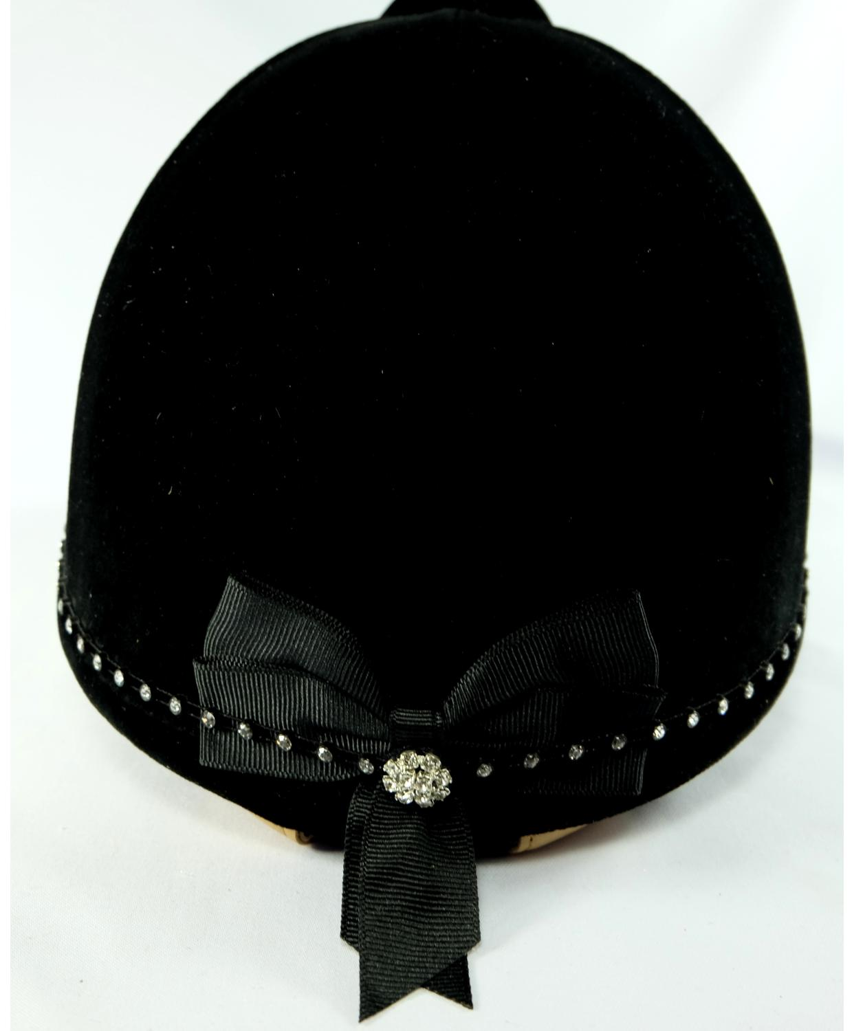 Hat Band Small Crystal