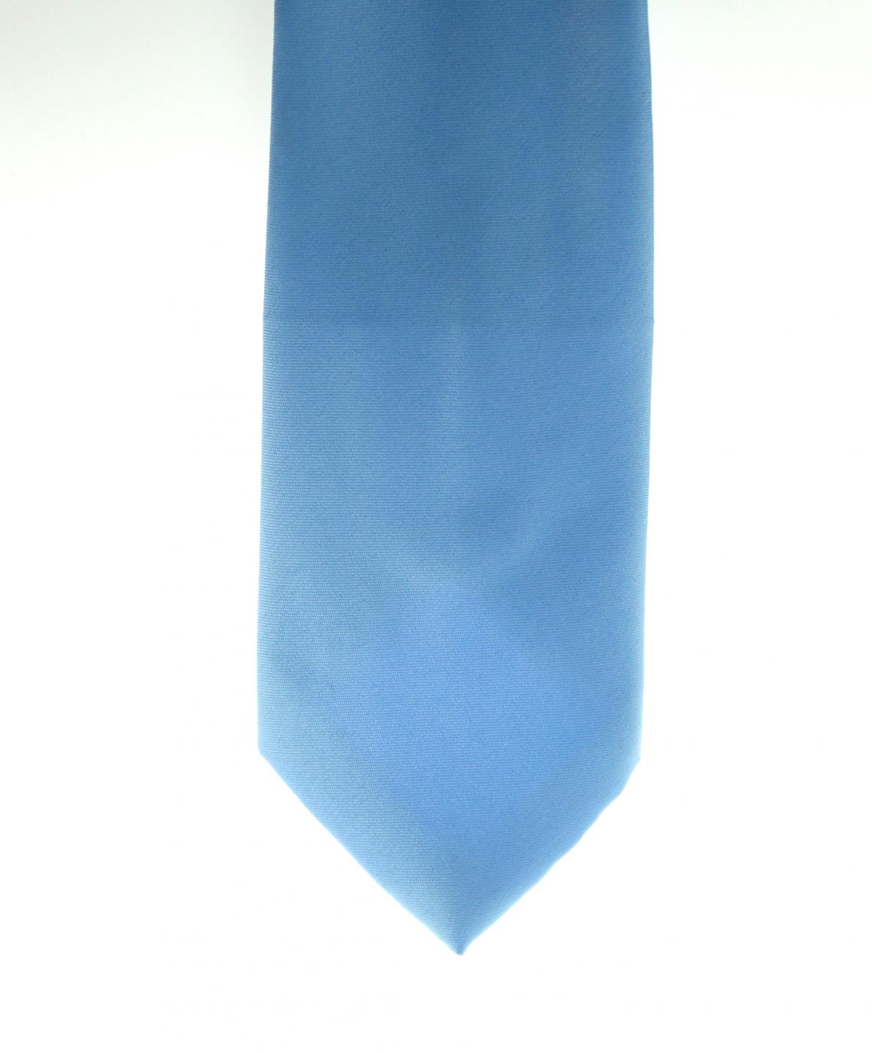 Adults Tie Plain Satin