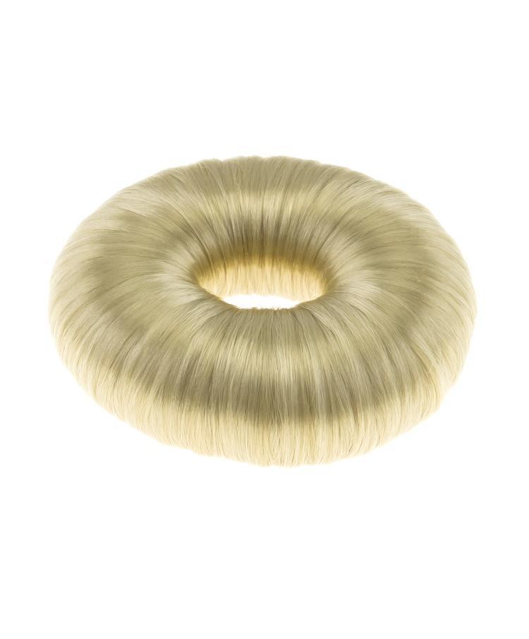 Bun Ring with False Hair