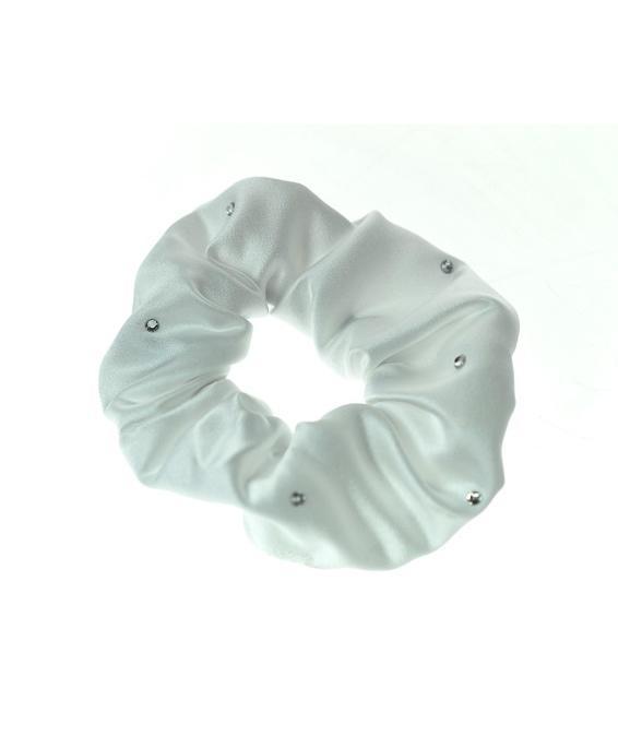 Scrunchie with Swarovski Crystals