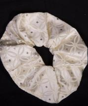Scrunchie Vintage Cambridge Champagne