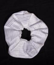 Scrunchie Vintage Malvern White