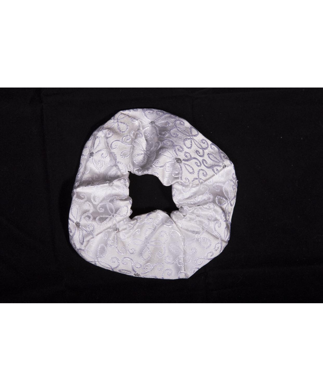Scrunchie Vintage Kensington White