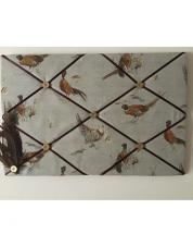 Notice Boards Pheasants & Feathers by JackLanson