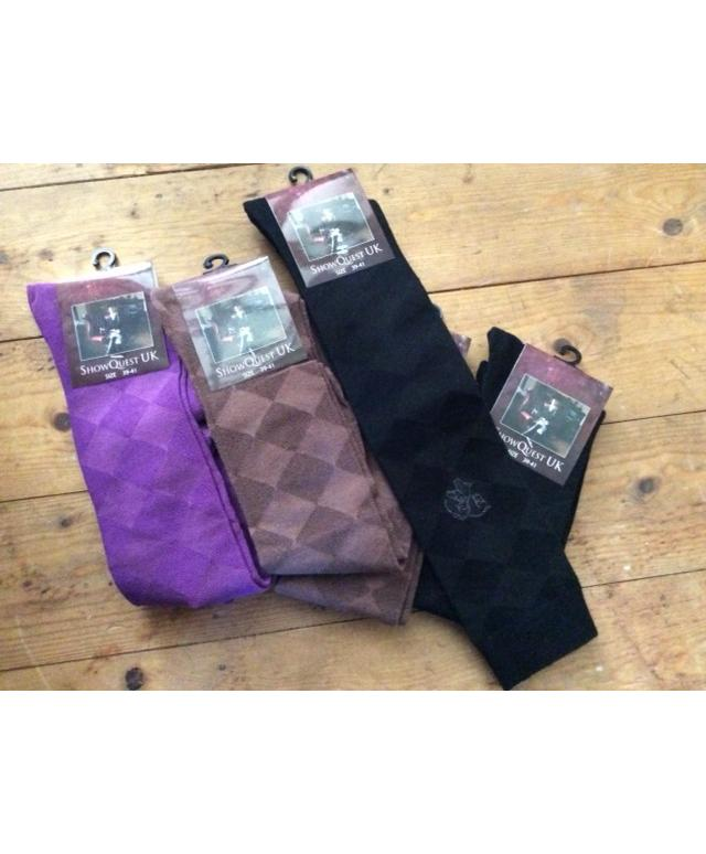 Riding Socks - Long Lightweight - Pack of 6 pairs