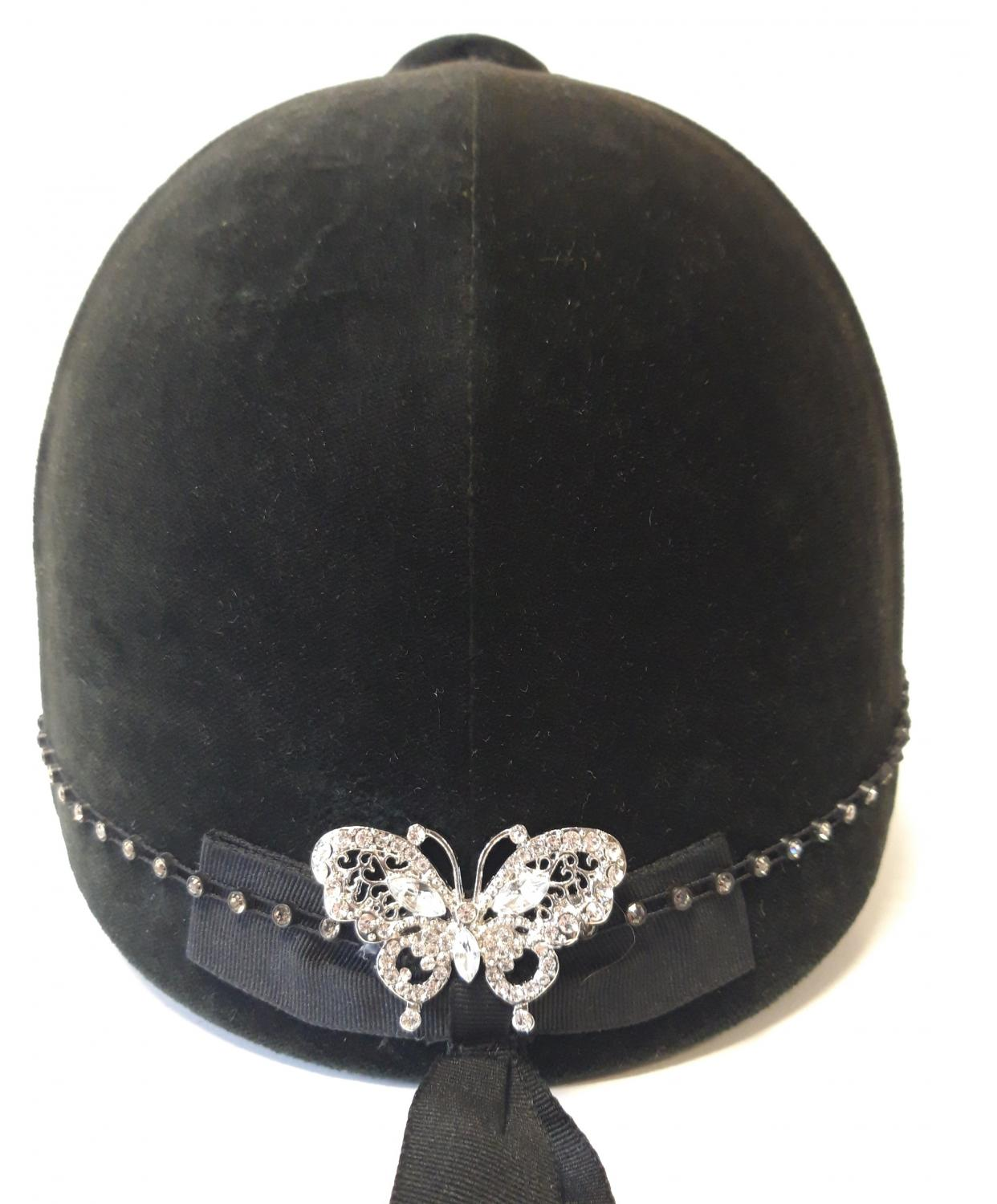 Hat Band Butterfly